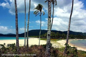El Nido Islands and Beaches: Nacpan and Calitang Beach