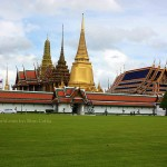 The Grandeur of Thai's Grand Palace