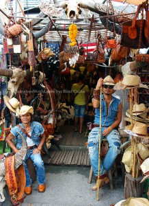 Photo of the Week: Cowboys at Chatuchak Market in Bangkok