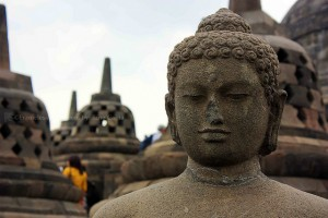 Candi Borobudur – World's Largest Buddhist Temple