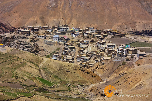 Kibber – High Altitude Village in Spiti Valley