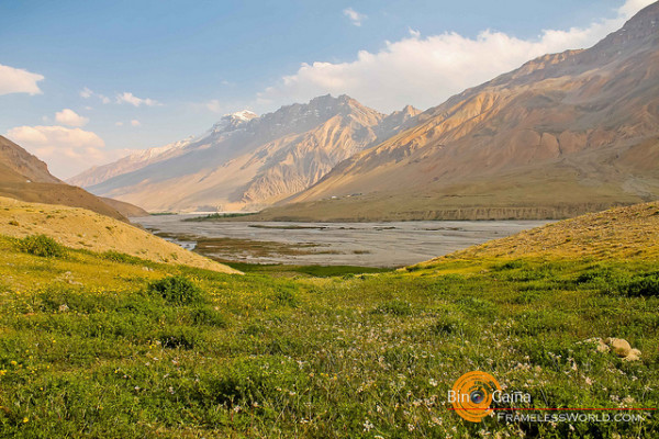 Road Trip from Kaza to Leh – A Breathtaking View