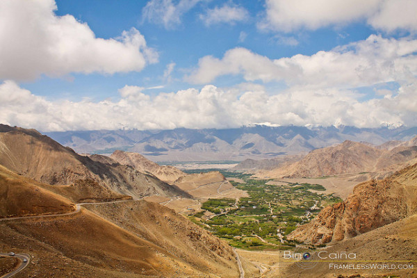 Road Trip from Leh to Nubra Valley